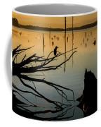 Mystical Sunrise On The Lake Coffee Mug