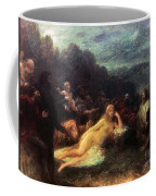 Mythology: Helen Of Troy Coffee Mug