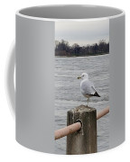 N Y C Water Gull Coffee Mug