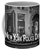 N Y P D Coffee Mug