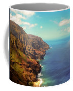 Na Pali Coast Coffee Mug