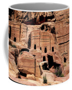 Nabataeans' City Coffee Mug