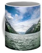 Naeroyfjord Coffee Mug by KG Thienemann