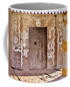 Nag Temple Doorway - Huri India Coffee Mug