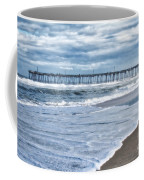 Nags Head Fishing Pier Coffee Mug