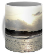Nags Head Nc Surf Coffee Mug