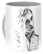 Naji Al-ali Coffee Mug