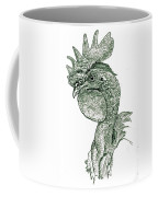 Naked Neck Rooster Coffee Mug