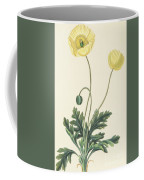 Naked Stalked Poppy Coffee Mug