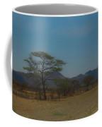 Namibia Landscape Coffee Mug