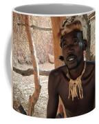 Namibia Tribe 2 - Chief Coffee Mug