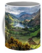 Nant Gwynant Valley Coffee Mug