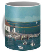 Nantucket Harbor Coffee Mug