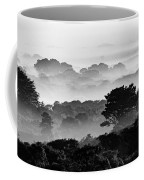 Nantucket Middle Moors In Fog Coffee Mug