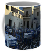 Naoussa Village Paros Greece Coffee Mug