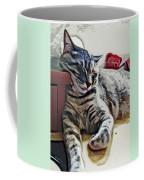 Nap Number Ten Coffee Mug by David G Paul