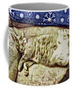 Nap Position Number 16 Coffee Mug