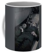 Nap Time With My Friend Coffee Mug