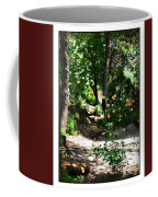 Napa Rose Pathway Coffee Mug