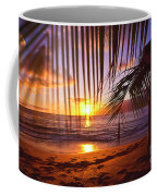Napili Bay Sunset Maui Hawaii Coffee Mug