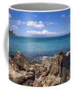 Napili Bay With Lanai Coffee Mug