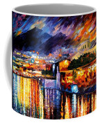 Naples - Vesuvius Coffee Mug