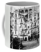 Naples Italy - C 1901 Coffee Mug
