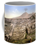 Naples: Mt. Vesuvius Coffee Mug