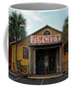 Naples Tin City - Open For Business Coffee Mug