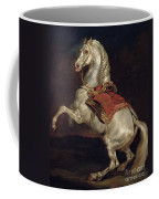 Napoleon's Stallion Tamerlan Coffee Mug