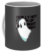 Napstablook Coffee Mug
