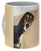Naptime - Bassett Coffee Mug