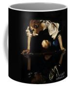 Narcissus Coffee Mug by Caravaggio