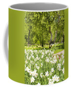Narcissus In Apple Garden Coffee Mug