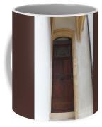 Narrow Door Coffee Mug