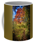 Narrow Is The Path Coffee Mug