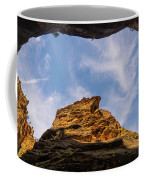 Narrows Sky Zion National Park Utah Coffee Mug