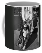 Nasa Chimp, 1961 Coffee Mug