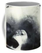 Nasa Chimpanzee, 1961 Coffee Mug