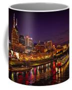 Nashville And General Jackson Coffee Mug