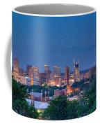 Nashville By Night 1 Coffee Mug