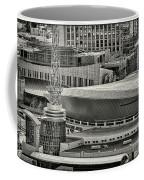 Nashville Downtown Coffee Mug