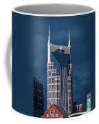 Nashville Landmarks Coffee Mug