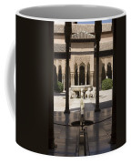 Nasrid Palaces Alhambra Granada Spain Europe Coffee Mug