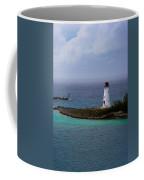 Nassau Harbor Lighthouse Coffee Mug
