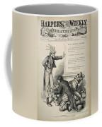 Nast: Civil Service Reform Coffee Mug