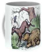 Nast: Democratic Donkey Coffee Mug