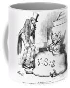Nast: Inflation, 1873 Coffee Mug by Granger