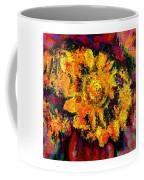 Natalie Holland Sunflowers Coffee Mug