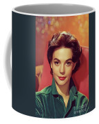 Natalie Wood, Vintage Actress Coffee Mug